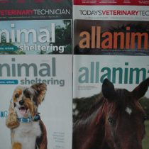 veterinary technician magazines