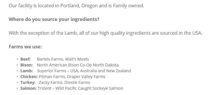Northwest Naturals meat farmers
