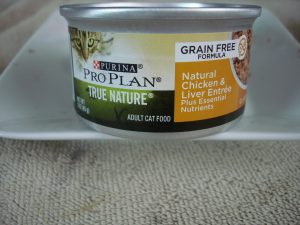 Purina Pro Plan True Nature wet cat food